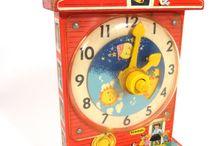 Vintage Toys / by Christine Blandina