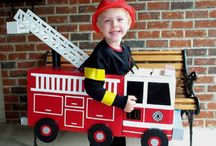 Firefighter Costume Ideas / by Denver Fire Department