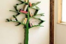 Books & Bookcases / by Swanky Baby