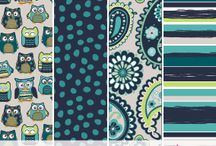 A new take on turquoise / From Sea Stripe to Paisley Day, our turquoise prints capture the essence of a seaside adventure.  / by Thirty-One Gifts