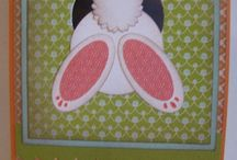 Easter Cards / by Audrey Overbaugh
