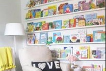 Library/Display Ideas / by Michelle H.