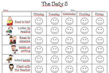 First Grade: Daily 5 / by Erin