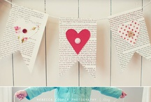 Decor: Bunting / by Sincerely Fiona