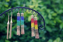 Earrings / by BracchialeStyle