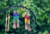Earrings / by BracchialeStyle