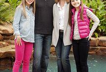 Family photo outfits / by Stephanie Zumdick