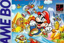 Best Original Gameboy Games / by Frank Marano