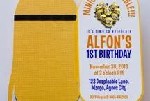 Ethan's bday party ideas / by Laura Sifuentes