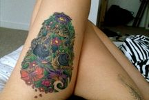 Tattoos Time. Inking - and thinking of inking / Tattoos - both fabulous work and inspiration for more / by Tara Sutherland