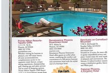 Seen in the Press / Take a look at our awards and accoloades / by Renaissance Phoenix Downtown Hotel