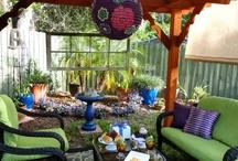 Outdoor ideas / by Lori Davis