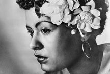 Billie Holiday / by Audrey46