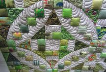 Quilts; quilted / by Erica Birnbaum