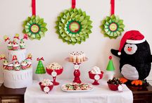 Kids Christmas Parties / Ideas for celebrating the holiday season. / by Natalie Stern