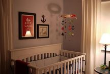 Nautical Nursery / by Heather