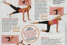workout inspiration / by PATTY CHANDLER