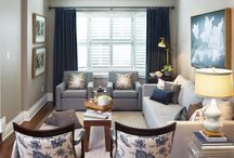 Living Room / by Rhett Smodic