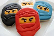 Lego ninjago / by amber compau