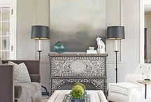 .:.Living Area.:. / by Fleur De Prairie❀