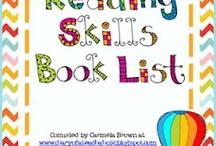 Reading / by Amanda Mints Mordica