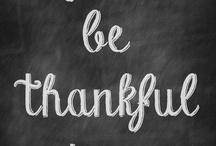 thanksgiving / by Rachael Olson