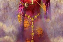 Divine Feminine & OM / by Cammy Ciarelli