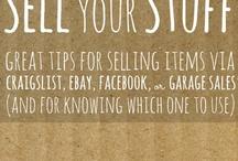 Selling things / by Leslie Merical