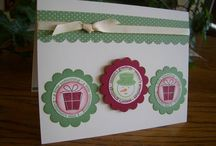 Cards Christmas SU Deer Friends / by Soni Larson