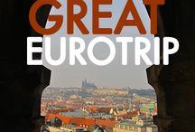 Euuuurope!! Eurowhaaat! / by Samantha Vacek