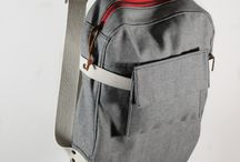 Bags and backpacks / by SQUARE.CO