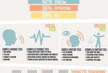 Tourettes Syndrome info / by Rachelle Allen