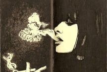 Amazing Sketchbooks / by Camila Gray