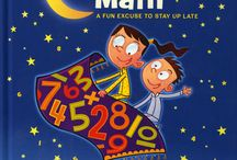 Math is Marvelous!  / A selection of mathematical picture books. / by Lithgow Public Library