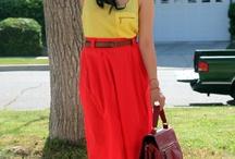 fashion i love / by Lyndsey Marie