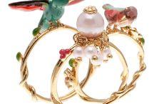 Art Jewelry/Rings II / by Bonnie Blue