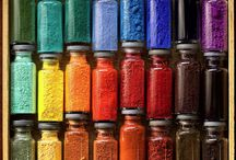Colours ! / by Gautier