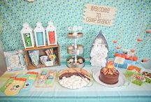 Kids Birthday Party Ideas / by Vanessa McMurry-Cox
