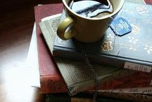 A Spot of Tea?  A Book?  Am I In Heaven? / by Sarah Whitman