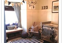 Baby Nursery / by Courtney {A + Life}