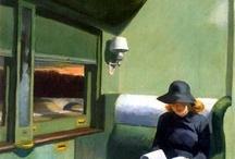 Edward Hopper / by Charleen Van Rooyen
