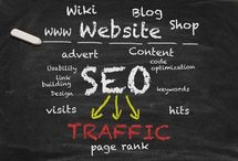 Search Engine Optimization / by Abigail Bright