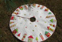 Christmas projects / by Janice @ Better Off Thread