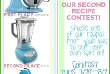 Creative Recipe Contest Entries! / The entries in our Creative Recipe Contest!  / by Shelly Jaronsky (cookies and cups)