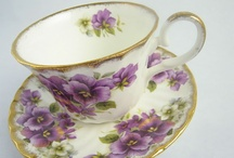 Charming China / I LOVE floral china!!! / by Katie Newman
