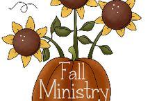 Ladies ministries stuff / by Margaret Sweet