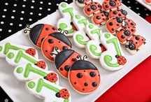 Decorated Cookies / by Peggy Coleman