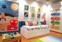 Hudson's BIG BOY Room ideas! / by Ashley Beard