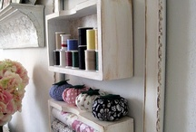 Craft room / by Melissa Stockton