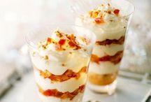 Desserts. / by Micheline De Smeyter